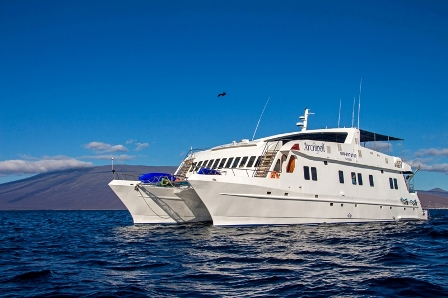 Galapagos Yacht Archipell